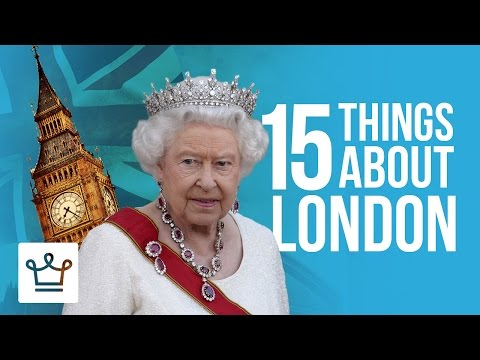 watch 15 Things You Didn't Know About London