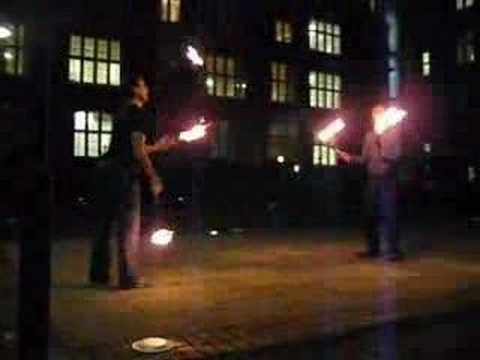 Imperial College Juggling Society Video #1