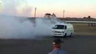 JMS HiAce on NOS  old Japanese Motorsport AIR