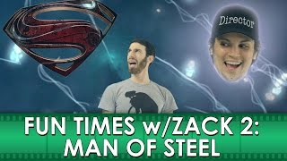 Fun Times with Zack 2: Man of Steel Movie