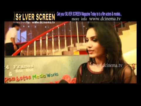 Malaysian Tamil Actress Interview - Jasmine Michael.mp4