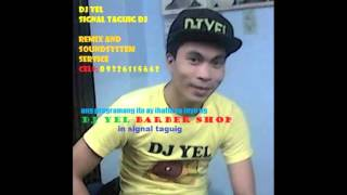 CHRISTMAS REMIX NONSTOP 2017 VOL 1 TRAXX 3 BY DJ YEL signal taguig WITH VOICE OVER