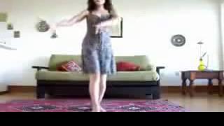 رقص منازل ساخن   رقص في المنزل علي اغاني خليجي   رقص مثير New Belly