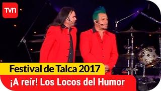 La picardía llegó a Talca con Los Locos del Humor  | Festival  de Talca 2017
