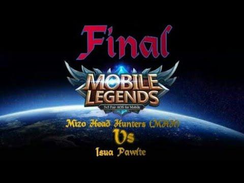 Xxx Mp4 Blue Dart Mizo Mobile Legends Tournament Final Mizo Head Hunters MHH Vs Isua Pawlte 3gp Sex