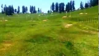 Gulmarg kashmir,Srinagar. Natural Beauty Of Kashmir.