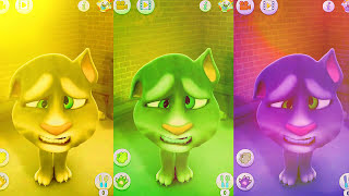 Learn Colors with My Talking Tom Colours for Kids Education Cartoon Baby Friendly EP 3