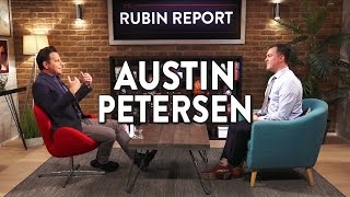 Austin Petersen and Dave Rubin: Libertarians, Taxation, Drugs, Guns, and Abortion  (Full Interview)