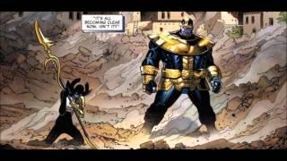 Avengers vs Thanos- Infinity Finale
