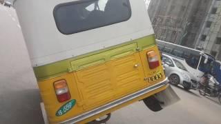 Garudan Chandru wheeling stunt chennai