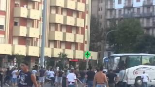 Scontri tra tifosi Palermo-Verona 1/2