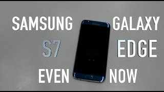 Samsung Galaxy S7 EDGE (Coral Blue)- review, Build Quality, Camera, software, UI and hardware