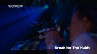 Linkin Park Live - Breaking The Habit  NYC 2007 HD
