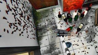 HOUSE FLIPPER - ROACH INFESTATION (HOUSE FLIPPER) WITH STEVETHEGAMER55