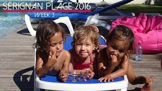 Sérignan Plage 2016, weekvlog 3 || NathalieSchijven.nl || VLOG #23