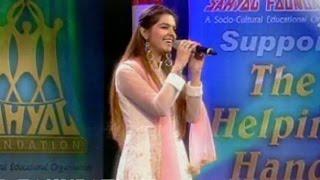 Vandana Nirankari - Sindhi Remix Songs at 'Sahyog Sahyadri Sindhu Awards-2016'