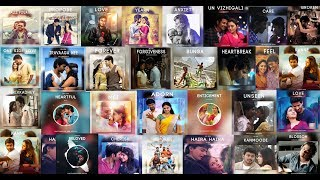 Tamil Relaxing Lovable Background Music (BGM) Jukebox - Instagram SB Krish and Jeyash BGM's