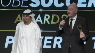 Mohamed Salah - Best Arab Player of the Year 2016