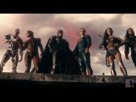 Justice League Crack Vid