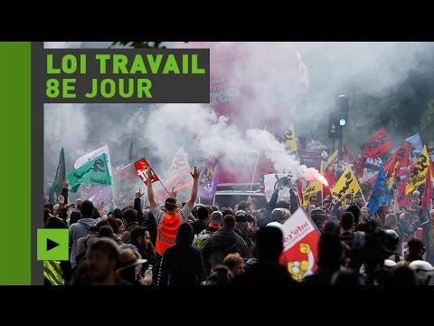 Xxx Mp4 Les Opposants à La Loi Travail De Nouveau Mobilisés Dans Les Rues De Paris Direct Du 27 05 16 3gp Sex