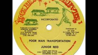 Junior Reid - Poor Man Transportation
