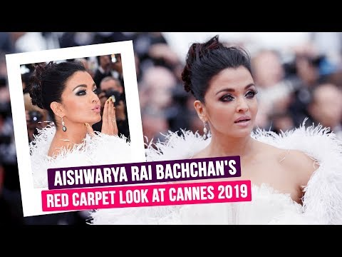 Xxx Mp4 Cannes 2019 Aishwarya Rai Bachchan Looks Like A Vision In White At The Glamorous Red Carpet 3gp Sex