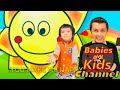 Download You are my sunshine babies and kids channel nursery rhymes
