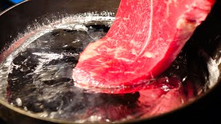 Molten Aluminum Vs Steak