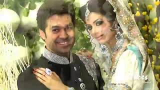 Madiha and Umair Makeup By Kashee's Beauty Parlor..