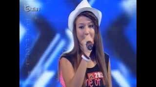 X Factor Albania 2 - Ervisa Murataj