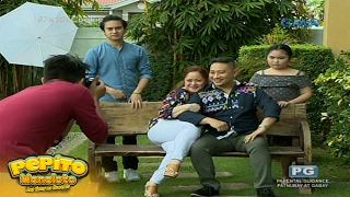 Pepito Manaloto: Family picture blues