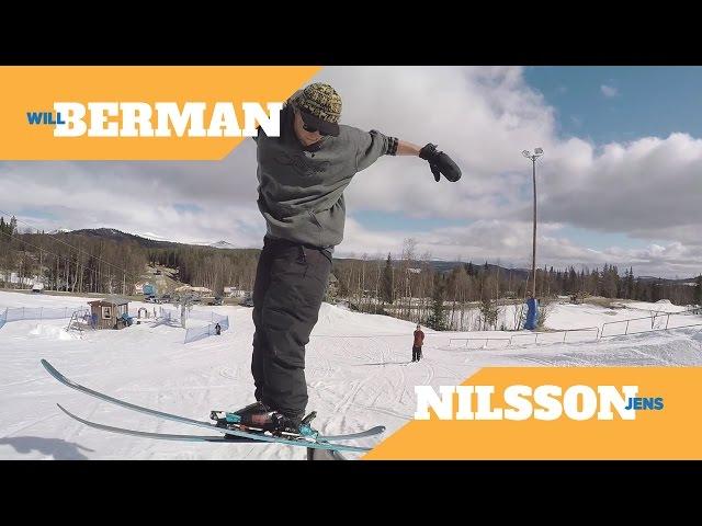 SLVSH || Jens Nilsson vs Will Berman