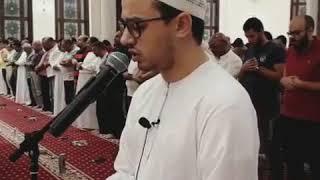 اليوم الثانى من صلاة التراويح بمسجد المشير طنطاوى - مصطفى عاطف