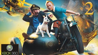 As Aventuras de Tintin o segredo do Licorne parte 2 - Xbox 360