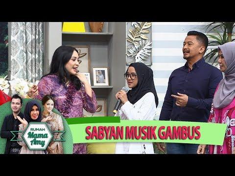 Amazing Keluarga Mama Amy Kedatengan Sabyan Group Musik Gambus - RMA (255)