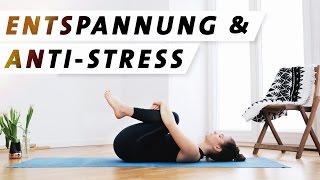 Yoga Entspannung Anti Stress Programm   Für mehr Ruhe, Gelassenheit und Zufriedenheit