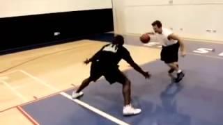 Basketball Skill 2  23 way crossover   YouTube