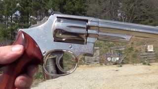 Smith & Wesson Model 19-3 357 Magnum Revolver