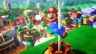 Real-Life Mario Kart Confirmed As First Ride At Super Nintendo World