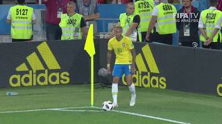 Set Play Analysis - Corner Goals Clip 3 - FIFA World Cup™ Russia 2018