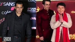 Jackie Chan to visit India, has a Special message for Salman Khan
