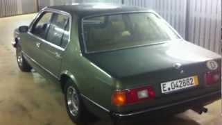 BMW E23 728 Mj.1977
