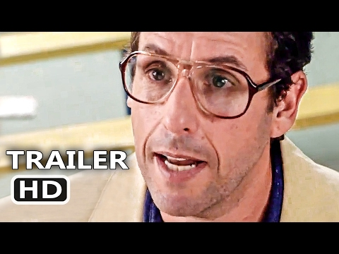 SANDY WEXLER Official Trailer 2017 Adam Sandler Netflix Comedy Movie HD