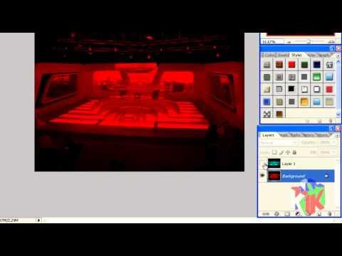 Tutorial Fazer uma imagem ou foto em 3D Photoshop ou Anaglyph Maker