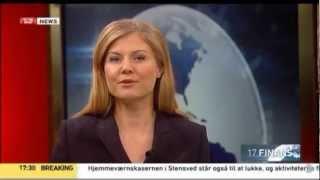 Magnus Kjøller i TV2 News (om iværksætteri)