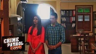 Crime Patrol Dial 100 - क्राइम पेट्रोल -Phobia - 20th May, 2016 | Radhika Apte On Set