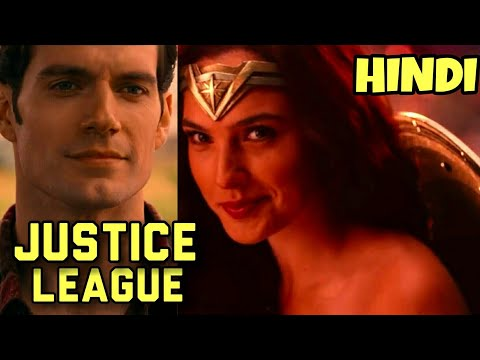 Justice League Heroes Hindi Trailer Review | DC India