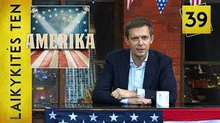 Lietuvos ir JAV daugiau nei draugystė || Laikykitės ten su Andriumi Tapinu