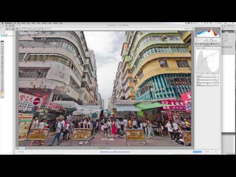 ingRetouch 1 / PS Camera RAW to JPG HDR 轉檔篇(廣東話)