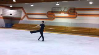 Rachel Kirkland and Chris Lettner - short dance